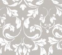 grijs/taupe barok tafelzeil 401404