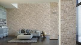 Livingwalls steen natuursteen 3d behang 69242-9 6924-29