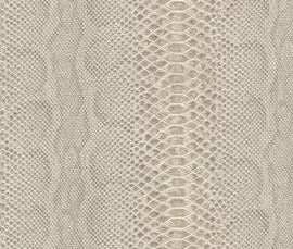 Rasch B.B Home Passion III 453324 zand kleur behang