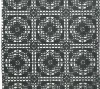 kant tafelzeil tafelkleed grijs bloemetjes  ptx18