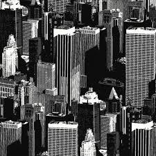 Dutch Jet Setter behang 44860639 New York gebouwen