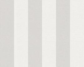 Grijze strepen behang A.S. Création 31403-1