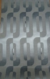 behang zilver glitter vinyl 078