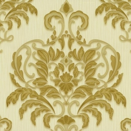 Barok glitter exclusief chic behang spotligt 02437-40