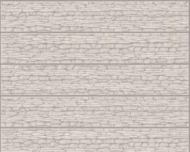 AS Creation Murano 7074-13 Stone grijs behang