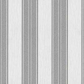 Strepen vlies behang spotligt glitter 02438-50