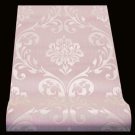 Rose metalic barok behang xxx83