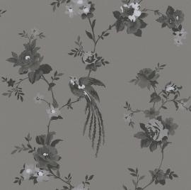 Sophie Charlotte 440645 bloemen paradijsvogel bloemen vliesbehang