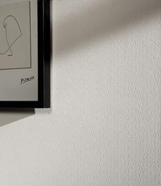 creme ruitjes klassiek grafische behang metallic  8710-60 behang