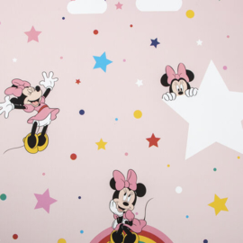 minnie mouse behang x12