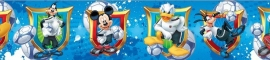 mickey mouse behangrand bdd-5-088-10
