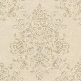 02273-10 beige modern barok behang