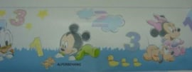 minnie mickey mouse behangrand 42202