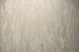 Beige metalic behang glim parelmoer 77436