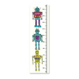 Arthouse Opera Fun Groeimeter Retro Robot 002849