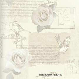 BELLA CREAM BEHANG - Arthouse Options 630400