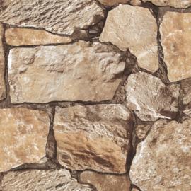 Grote steen behang 3d xxx18