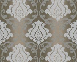 barok behang goud met glitter 34860-3