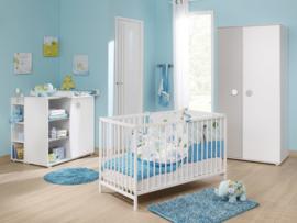 blauw behang vlies xxx10