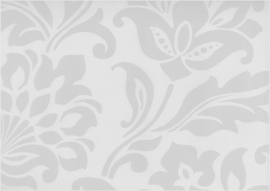 royal dutch 4 30246 creme modern bloemen behang