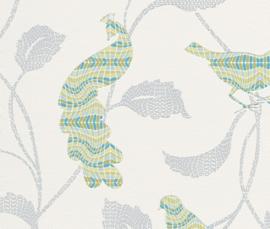 Vogel behang