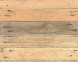 AS Creation Il Decoro 36870-1 planken hout behang