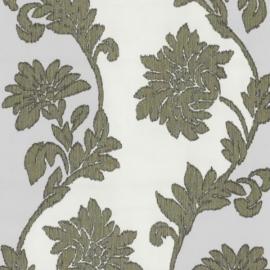 02311-60 groen stijlvol bloemen barok behang