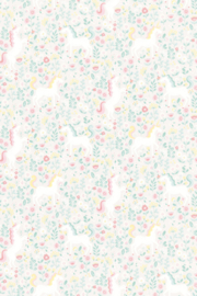 Eijffinger Mini Me Wallpower Unicorns Pastel 399111