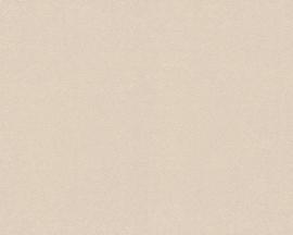 Creme glitter behang 37272-4