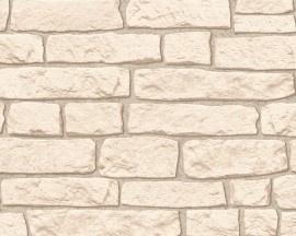 AS Creation Dekora Natur 9115-37 Steen behang