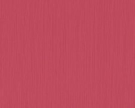 960863 rood effen modern behang