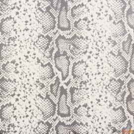 mandalay slangenhuid behang met glitter 281026