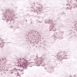 romantisch bloemen behang 128504