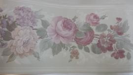 bloemen behangrand xx65