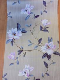 bloemen behang bladeren italiaans xx90