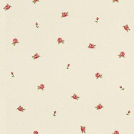 Rasch B.B Home Passion 6 bloemetjes roosjes behang 860306