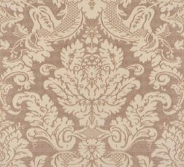 Exclusief barok damask behang Vintage 3959