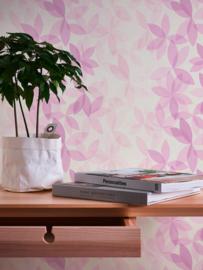 Retro behang bloemen esprit 36674-2