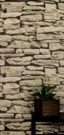 Steen behang 3d  E72128