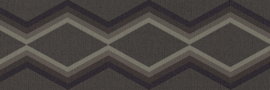 grijs zwart behangrand retro ruiten xxx4