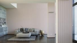 Behang  roze strepen AS Romantica 3121-50