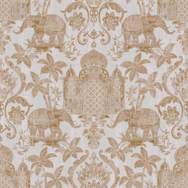 Noordwand Indo Chic G67358 Behang