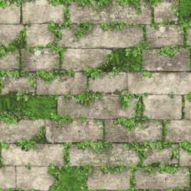Dutch Wallcoverings Horizons behang Steen L56808