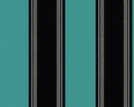 AS Création strepen glitter behang 957.043