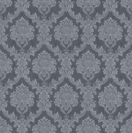 barok behang grijs klassiek xxx544