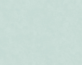 Blauw uni behang  pop style 33202-8
