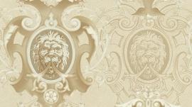 palazzo Venezia errisman leeuwenkoppen versace behang  5768-02