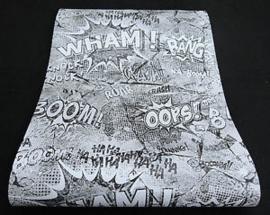 Graffiti behang voor stoer kids 05588-20