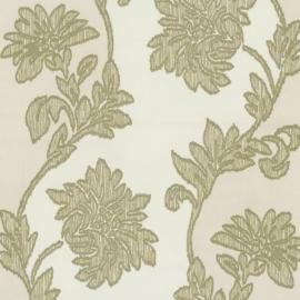 02311-10 groen stijlvol bloemen barok behang