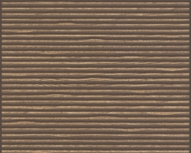 AS Creation Murano 7115-19 Wood bruin behang